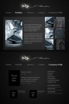 J Studios Website by battousai12
