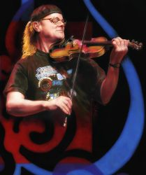Ric Sanders, Fairport Convention by Cynthia-Blair