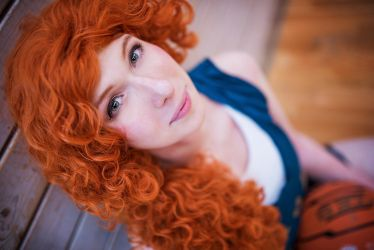 Merida (Sport Outfit) - DeDeCo'17 by MOTPhotography