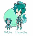 Doll-soul adoptable  04 closed by AS-Adoptables
