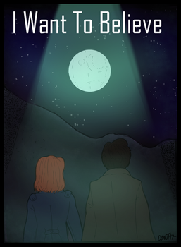 I want to believe by BadKorra