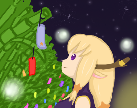 Jiao: Tanabata event by R3dArkang3l
