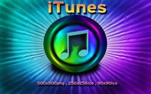 itunes 10 by xylomon