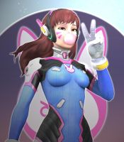 Love, Dva! by Snoopsahoy
