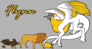 Contest Entry -- Flynn by The-Hybrid-Mobian