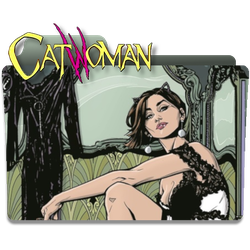 Catwoman by DCTrad