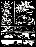 Good Little God page 1.11 by skeletonzoo