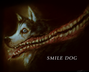 Channel Zero: Smile Dog by cinemamind