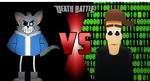 Death Battle Tom Sans vs Hugh Neo by jtgp-Chromrea