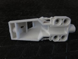 3d printed bionicle 3 by boghey on deviantart