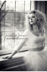 _just like a doll 02. by josefinejonssonphoto