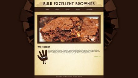 Bulk Brownies by Hypergon