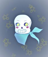 underswap sans!! by briethebee