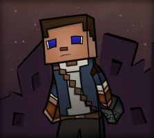 Beans and Pixels YouTube Avatar by TruCorefire