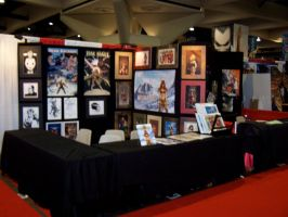 SDCC 2010 Booth 2201 by MitchFoust