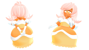 Padparadscha Patreon reward - download dl on P by HoshichoM