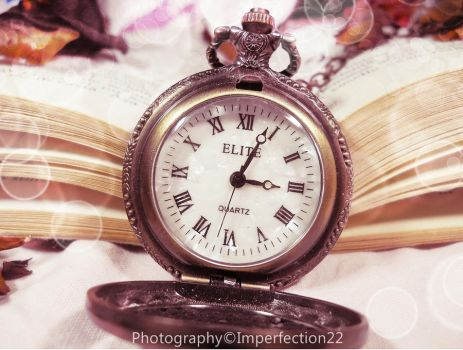 Pocket watch by Imperfection22