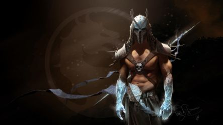Mix from Sub-Zero and Shao-Kahn for MKX by fear-sAs
