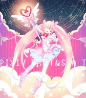 The Magical girl Purticle by FiliaNanna