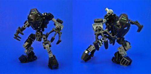 Bionicle - Onua Revamp - Classic by Lalam24