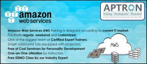 AWS Training in Delhi by devaryaaa