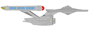 Star Trek Infinity - U.S.S. Enterprise NCC-1701 by OptimusV42