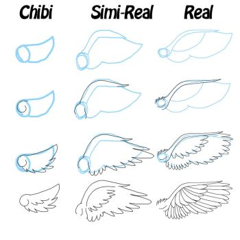 Wing Tutorial by VDragon-Creations
