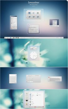 KDE4 - Smoother by half-left