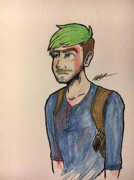 Jack in Uncharted  by Radioactive1713