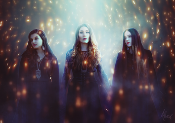 The Coven III by theAllex