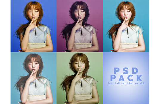 [28072017] PSD PACK by btchdirectioner