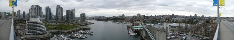 Vancouver panorama by ICPJuggalo1988