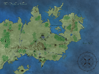 The Duchy of Valmont (Final-ish) by damilepidus