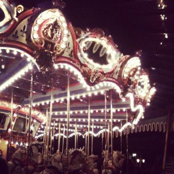 Merry-Go-Round by NoEquilibrium