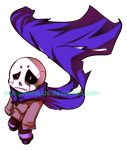 Stream Request: Ashtale!Sans by Crudaka