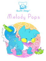 Melody Pops - Sushi Auction - closed by Kandy-Cube