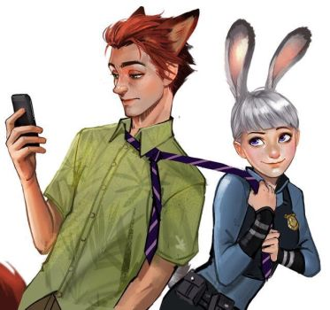 Zootopia by Mstrmagnolia