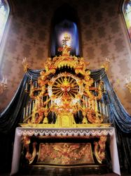 The Alter by cocarat206