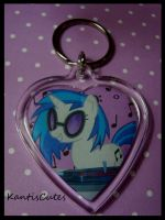 MLP: Scratch Keychain by ObjectionSoS