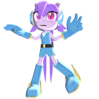 Sash Lilac Render by Vex2001