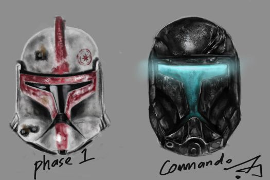 Clone Buckets painting by BoldCat