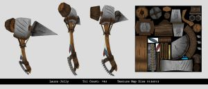 War Hammer by LaJolly