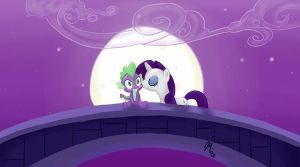 My Spikey Wikey by SunsetSovereign