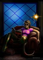 Casual Chiaroscuro by SirTiefling