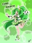 Cure March  by AmiChan02