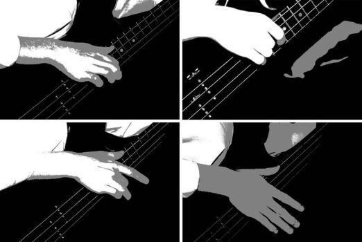What It Is to Play the Bass by MudskipperSam