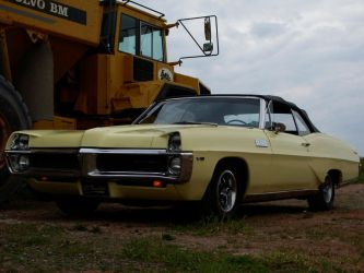 1967 Pontiac Parisienne by beautiful-logical