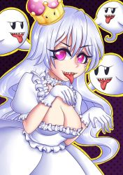 Princess Boo! by poppyrous