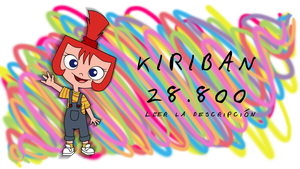 Kiriban 28.800 by CallMeDani