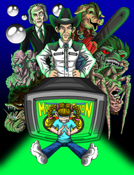 MonsterVision by Jagarnot
